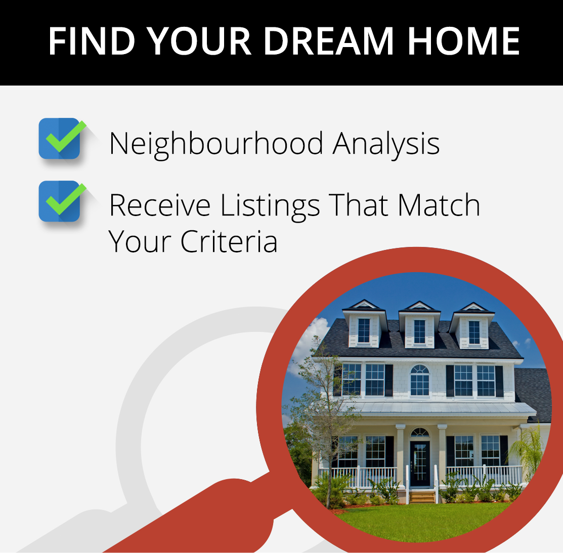 Receive Listings That Match Your Criteria